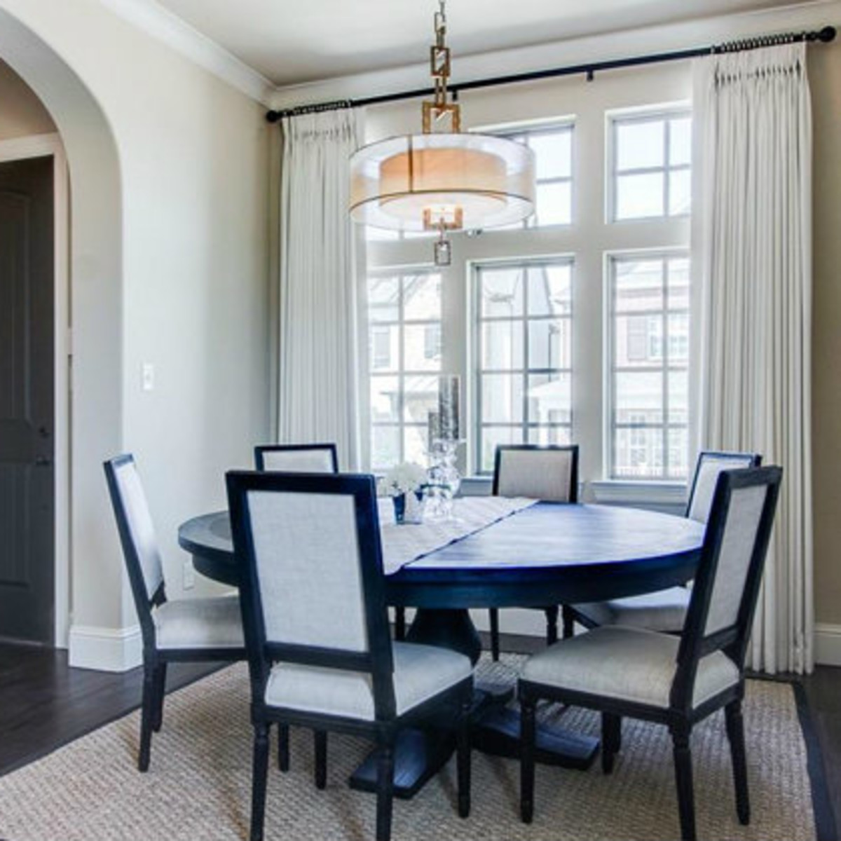 Dining room at 2272 Longwood Dr. in Carrollton