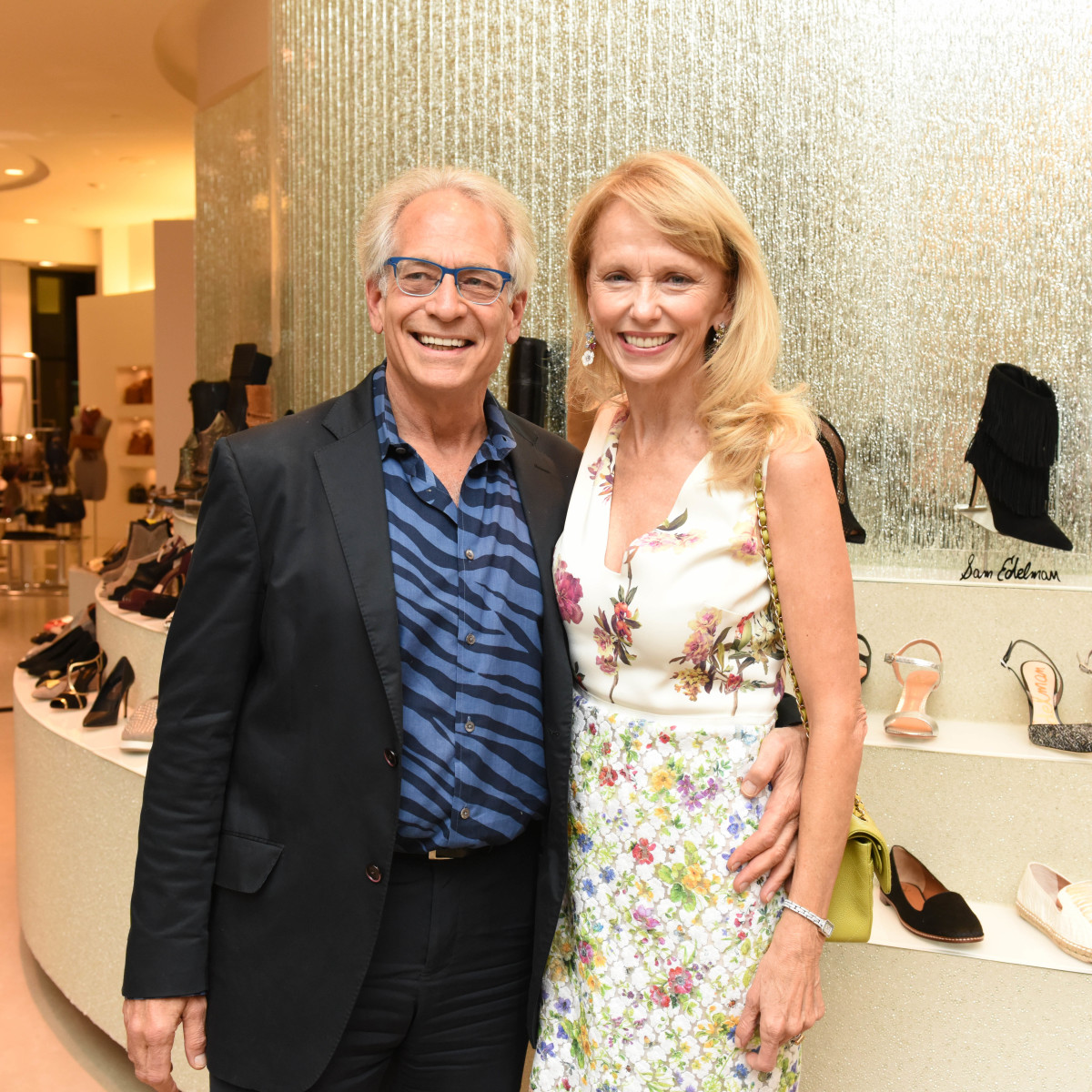 News, shelby, Fresh Face of Fashion, Sept. 2015, Mickey Rosmarin, Susan Sarofim