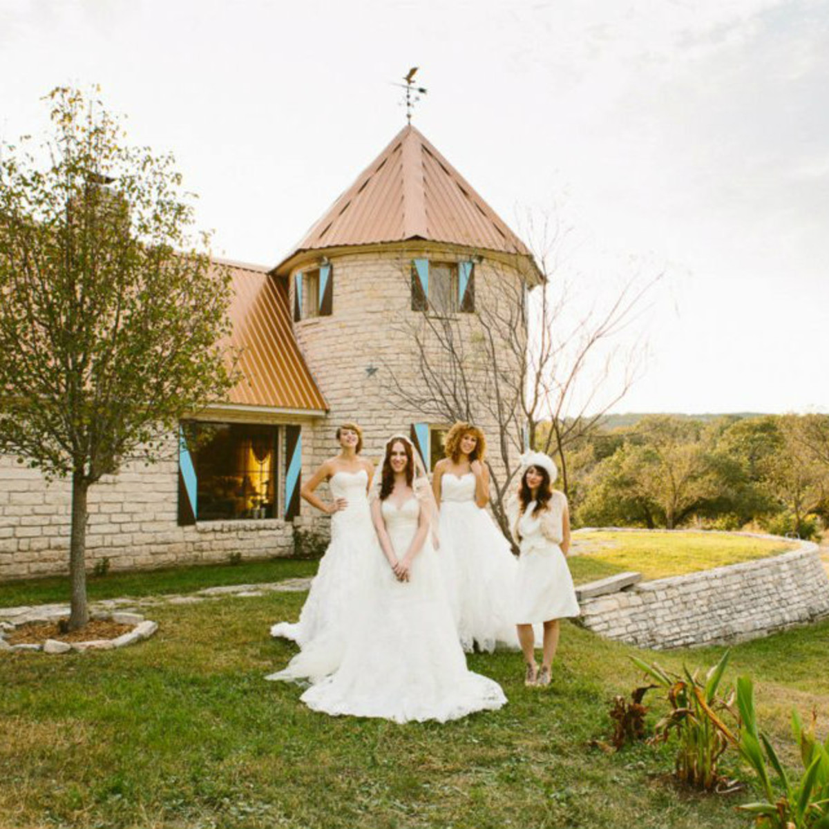 Smythwick Castle & Lodge Hill Country wedding venue