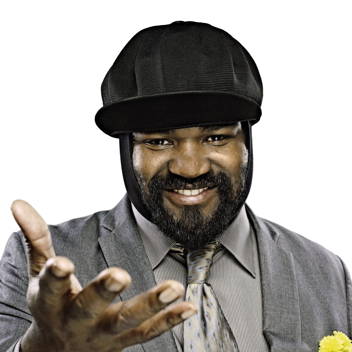 Theater District Open House 2015-Da Camera Gregory Porter
