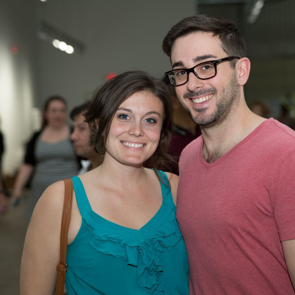 News, Shelby, Opera in the Heights party, August 2015, Jessica Ognian, Jordan Bacon