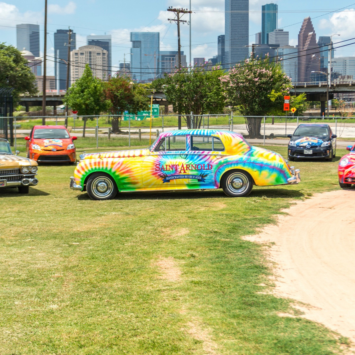 Saint Arnold Art Car IPA