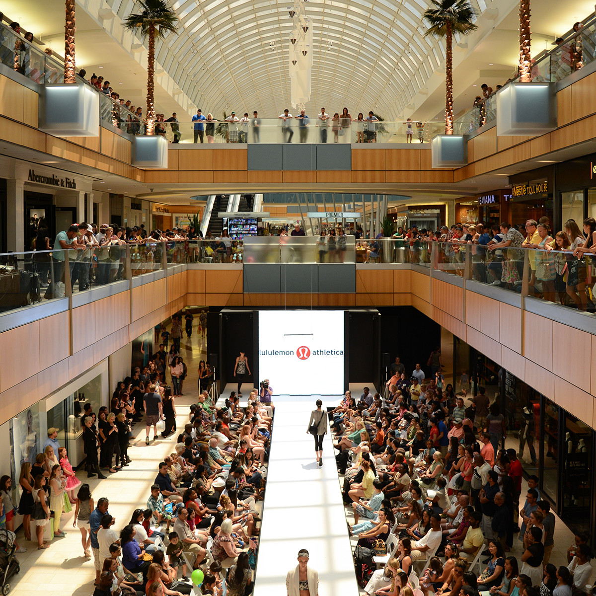 Galleria Dallas Runway Revue