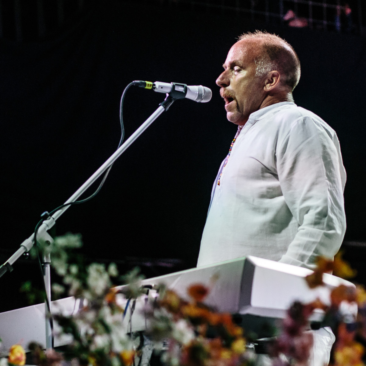 Faith No More at Austin Music Hall July 2015 Roddy Bottum
