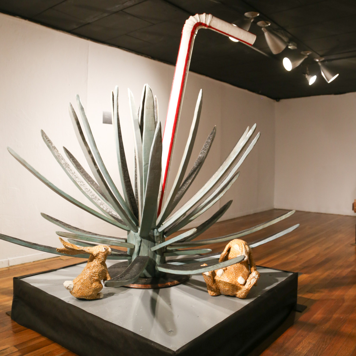 CultureMap Austin Art + Tequila at Mexic-Arte Museum VM Fisk Nectar of the Gods