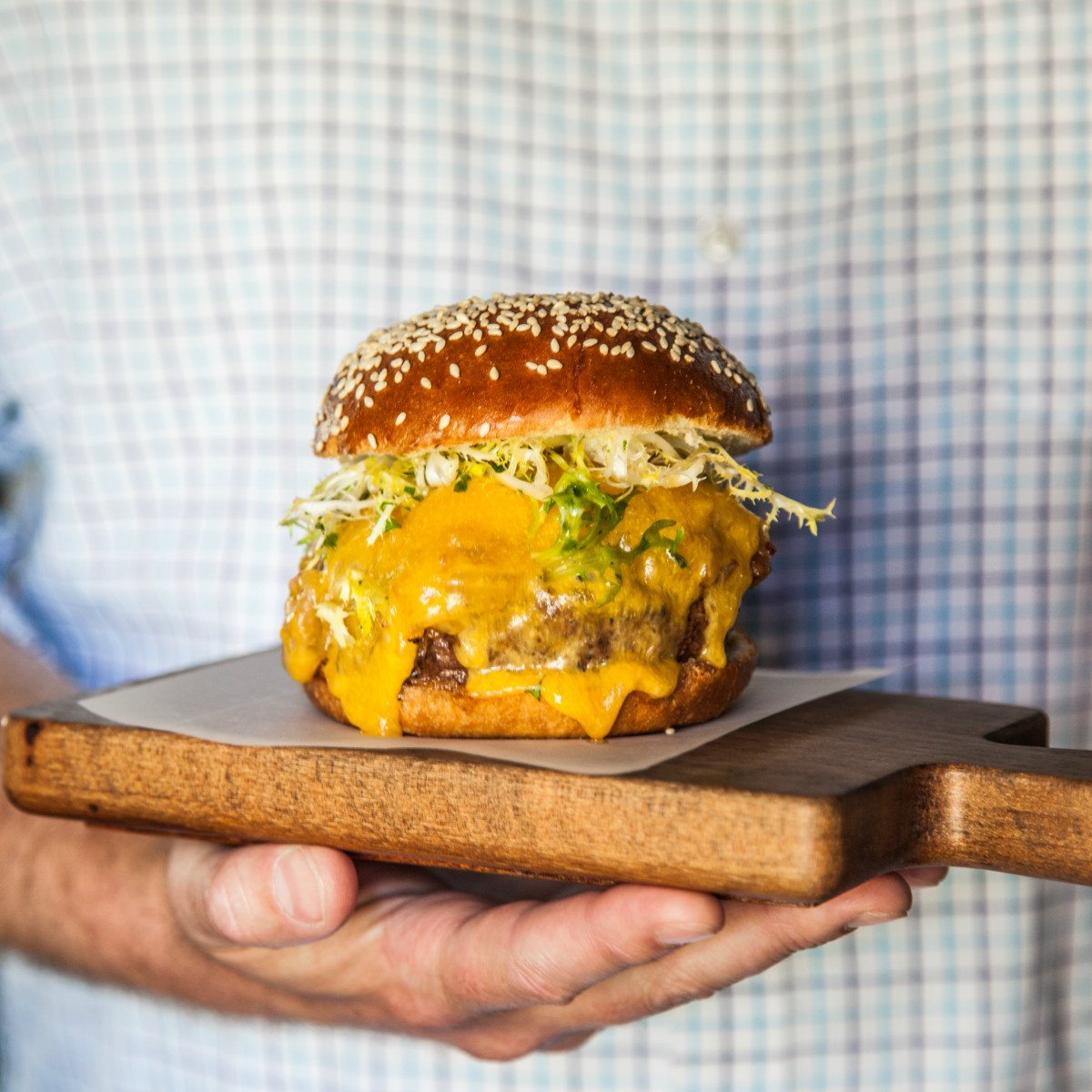 Goodall's Kitchen & Bar Austin restaurant Hotel Ella burger 2015