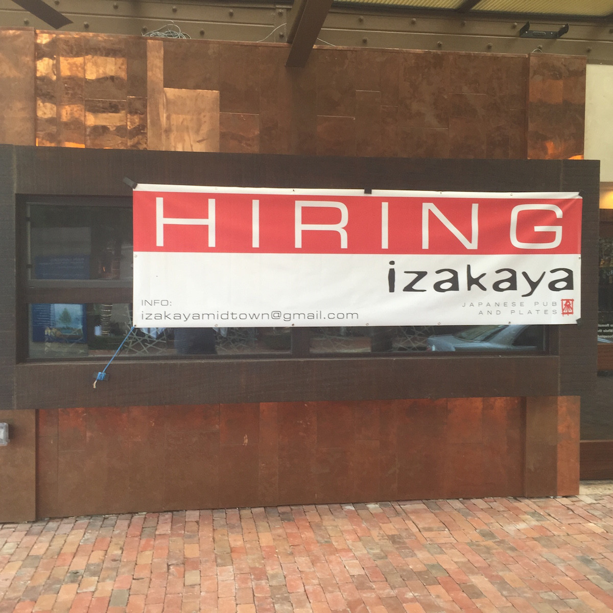 Izakaya Midtown exterior