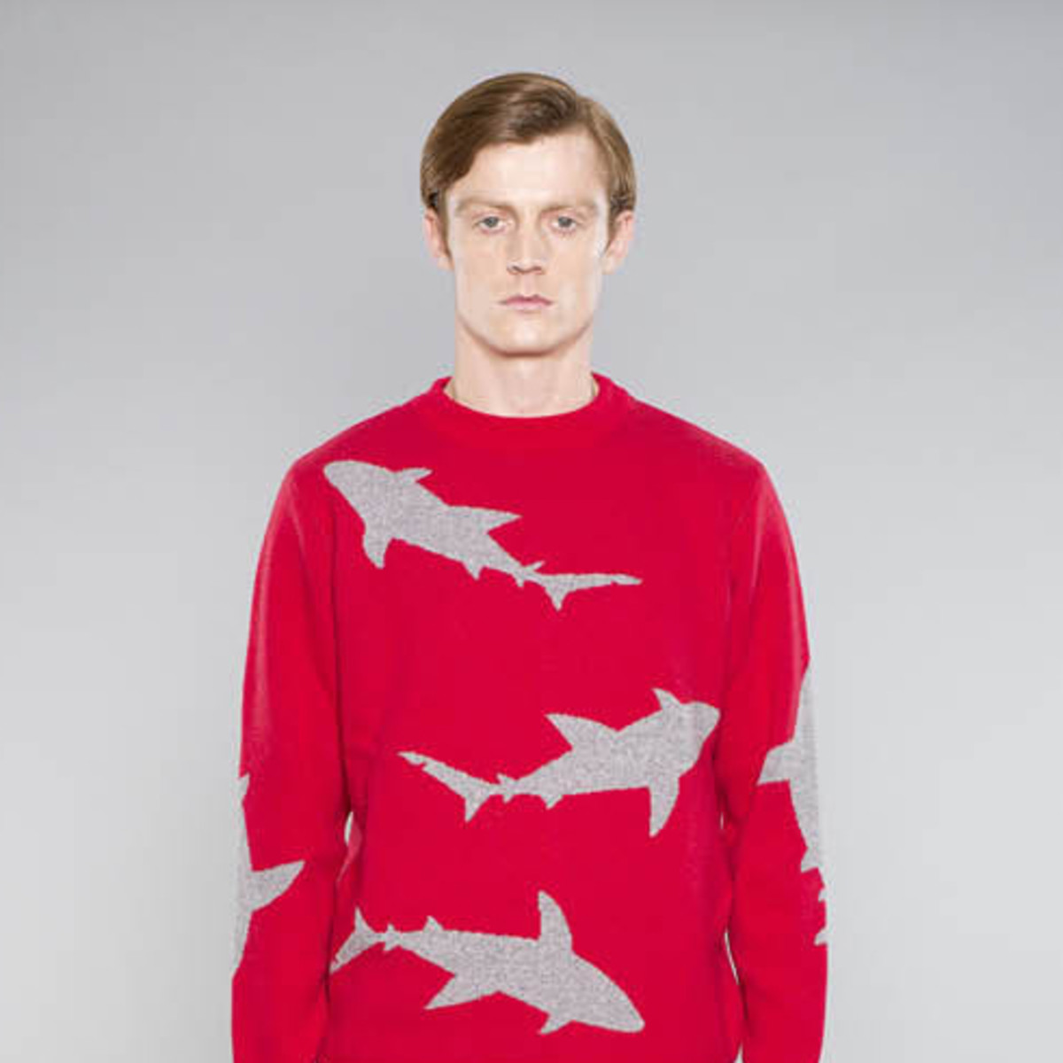 Shark Week jumper Christopher Raeburn