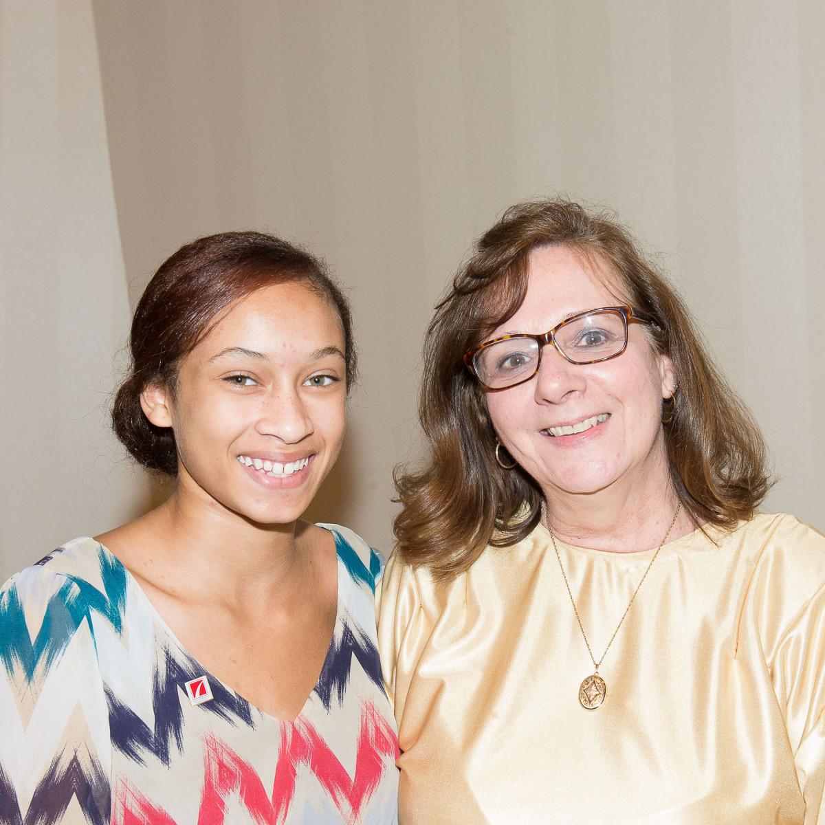 News, Shelby, Barrier Breaker Awards, July 2015,  Desyre Whitting,