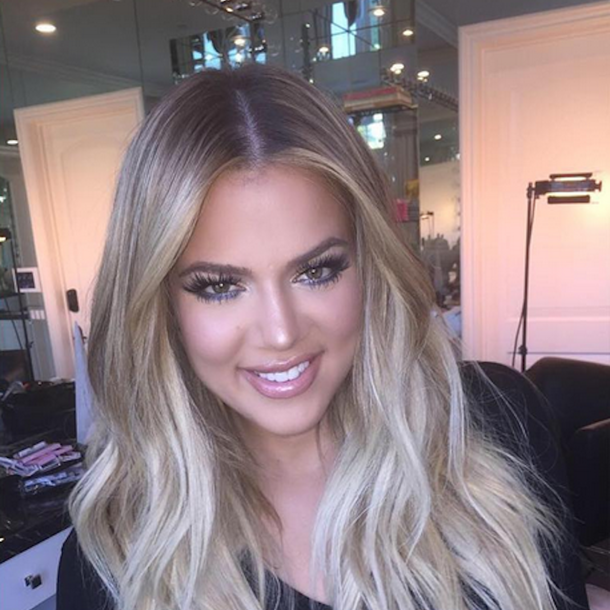 Houston, Khloe Kardashian, July 2015