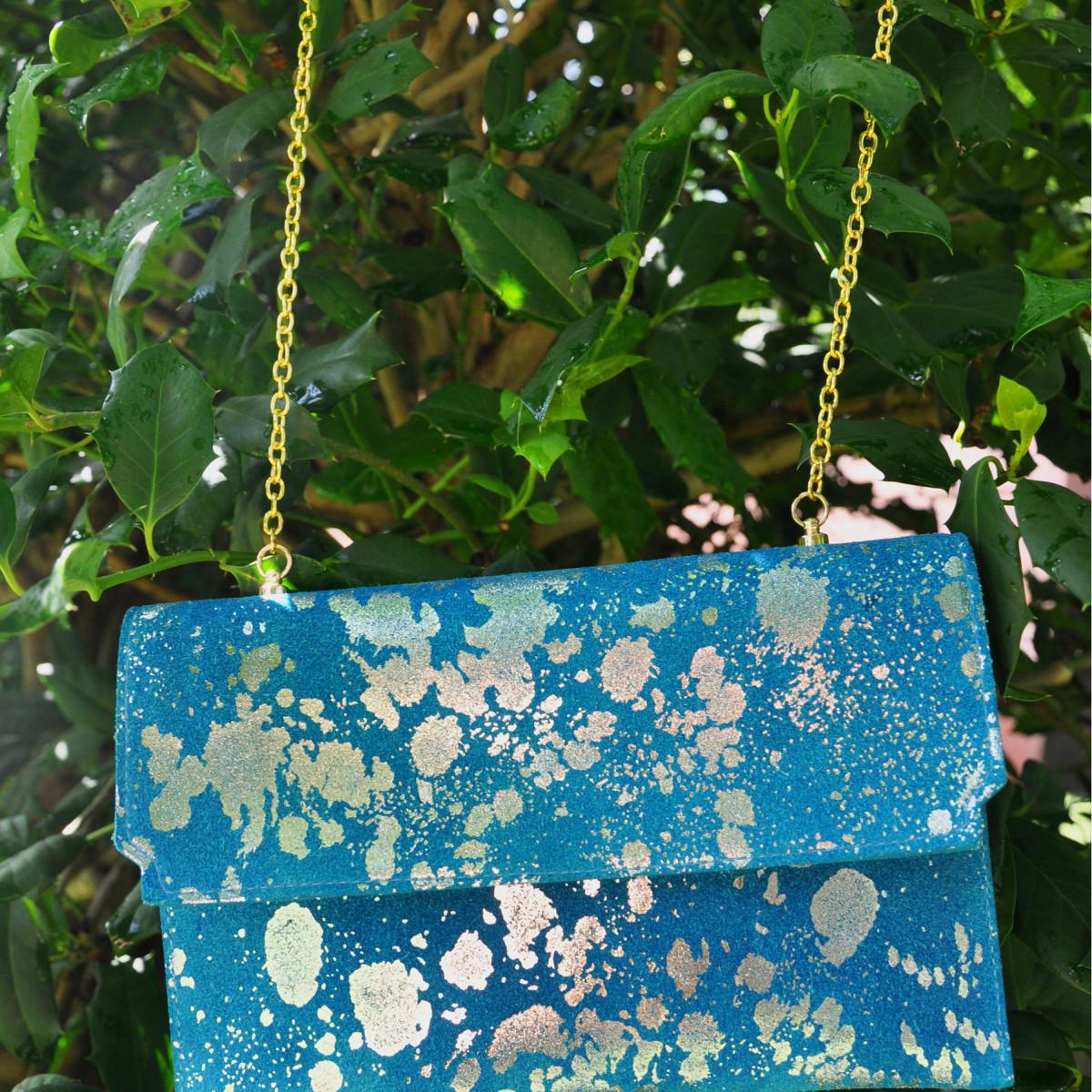 Handbag by Moss Mills