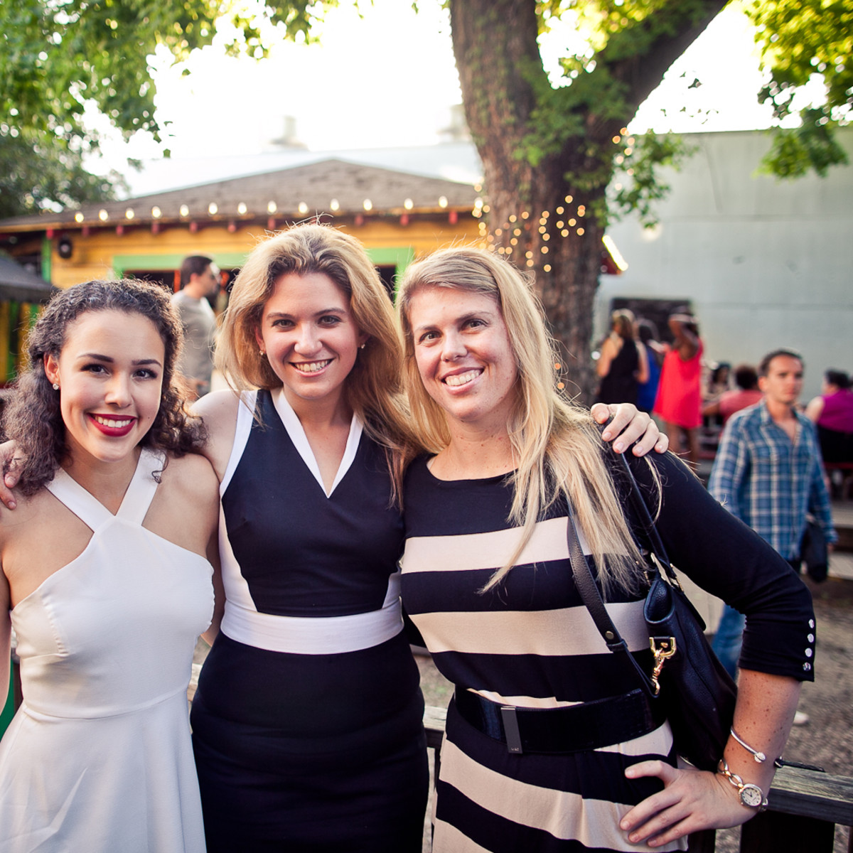 Houston, CultureMap Social, June 2015, Jackie Horringan, Sofia Frommer, Mel Fahey