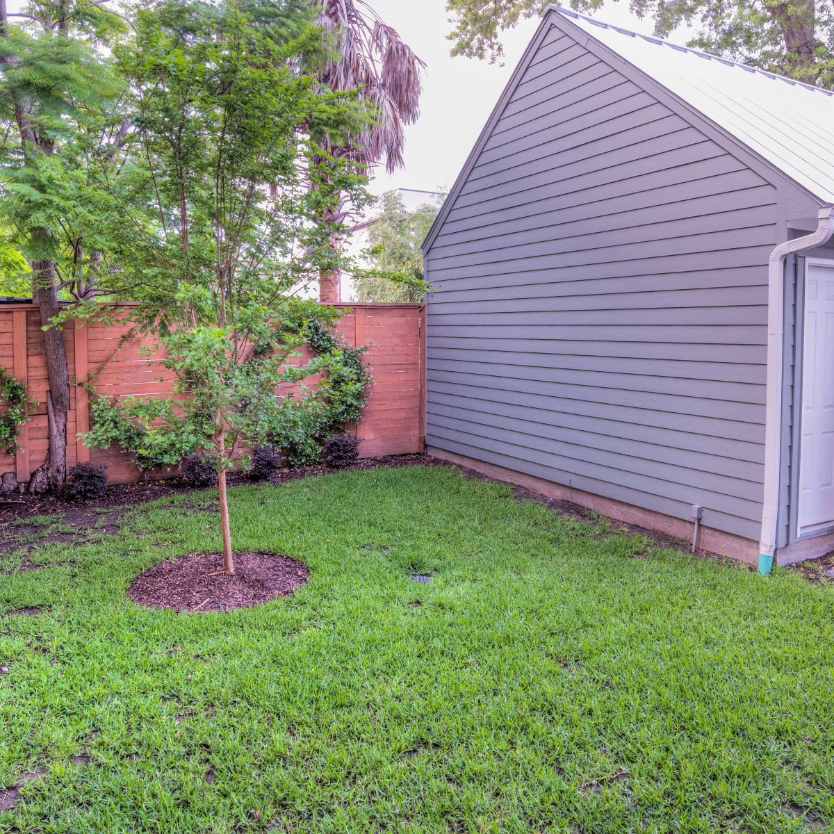 Houston, 1216 Bomar, June 2015, detached garage