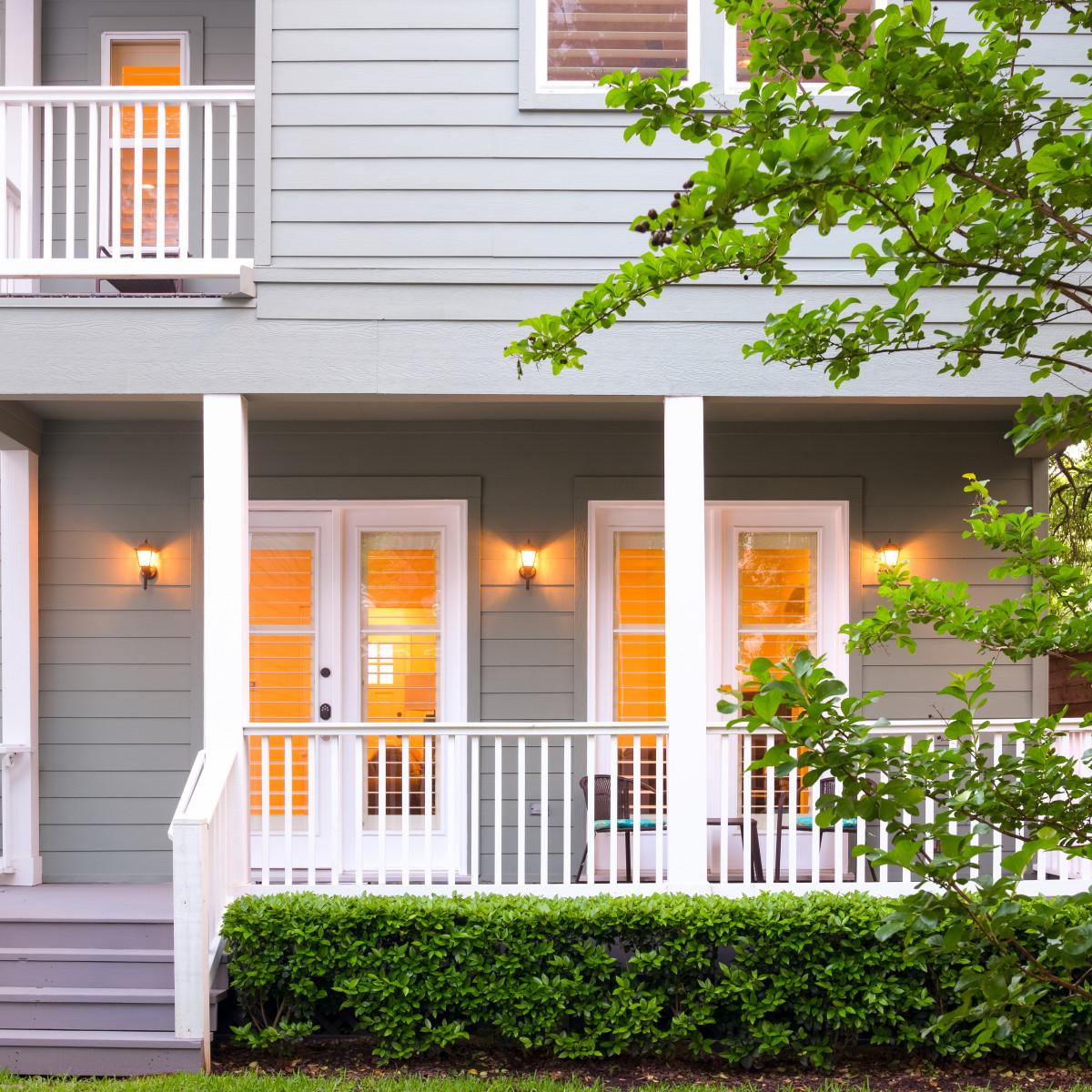 Houston, 1216 Bomar, June 2015, Front porch