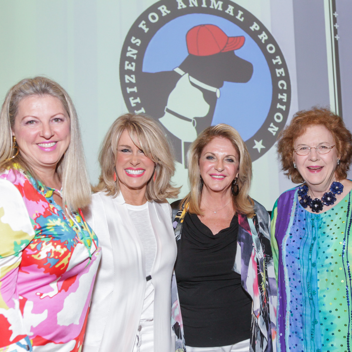 News, Shelby, Citizens for Animal Protection Paint Jam, June 2015, Gaylon Gullquist, Janice Hall, Francie Willis, Kappy Muenzer