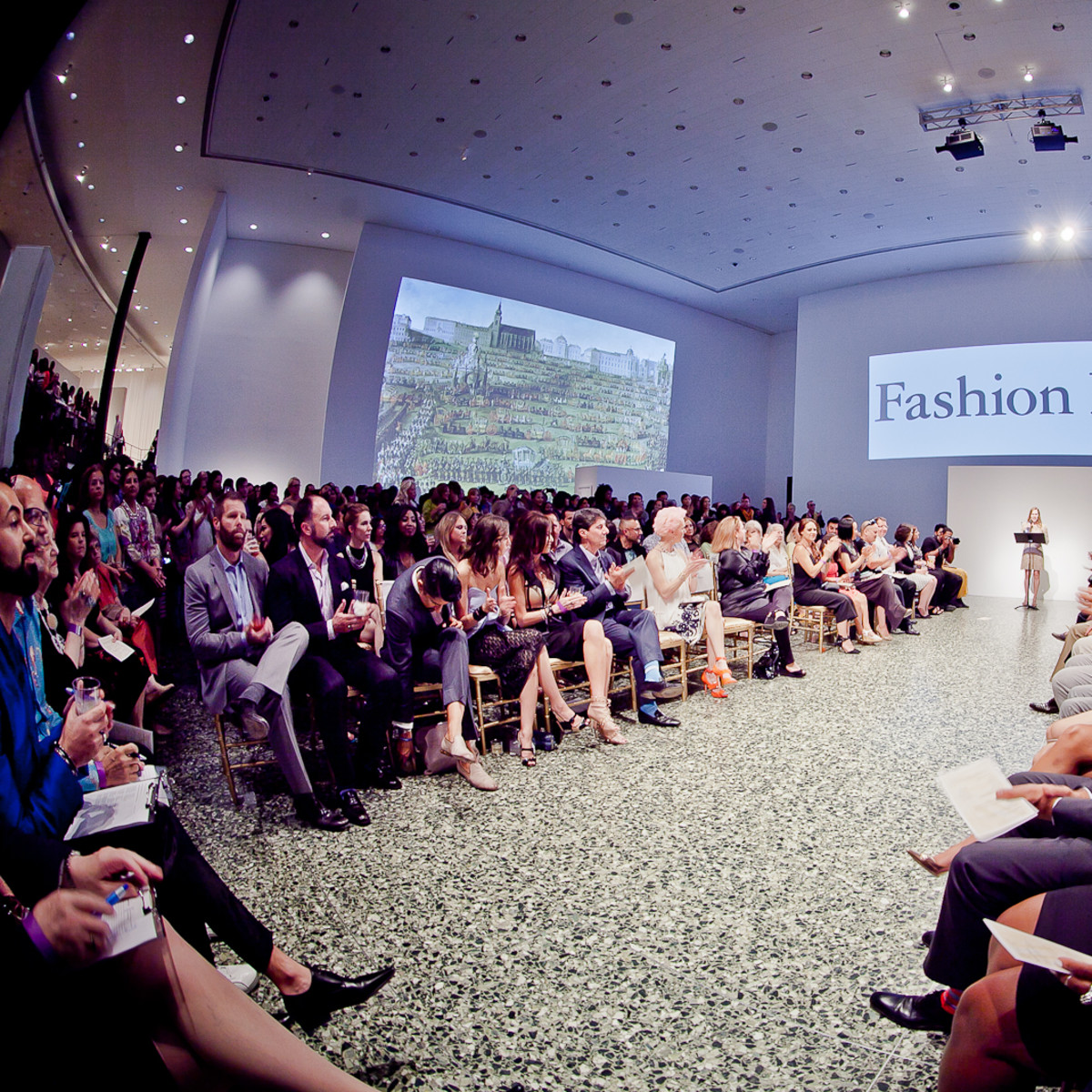 Houston, Fashion Fusion, June 2015, runway