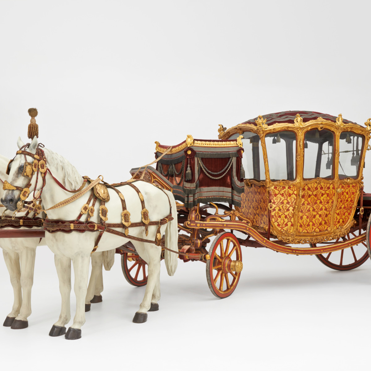Habsburg Splendor Gala Carriage