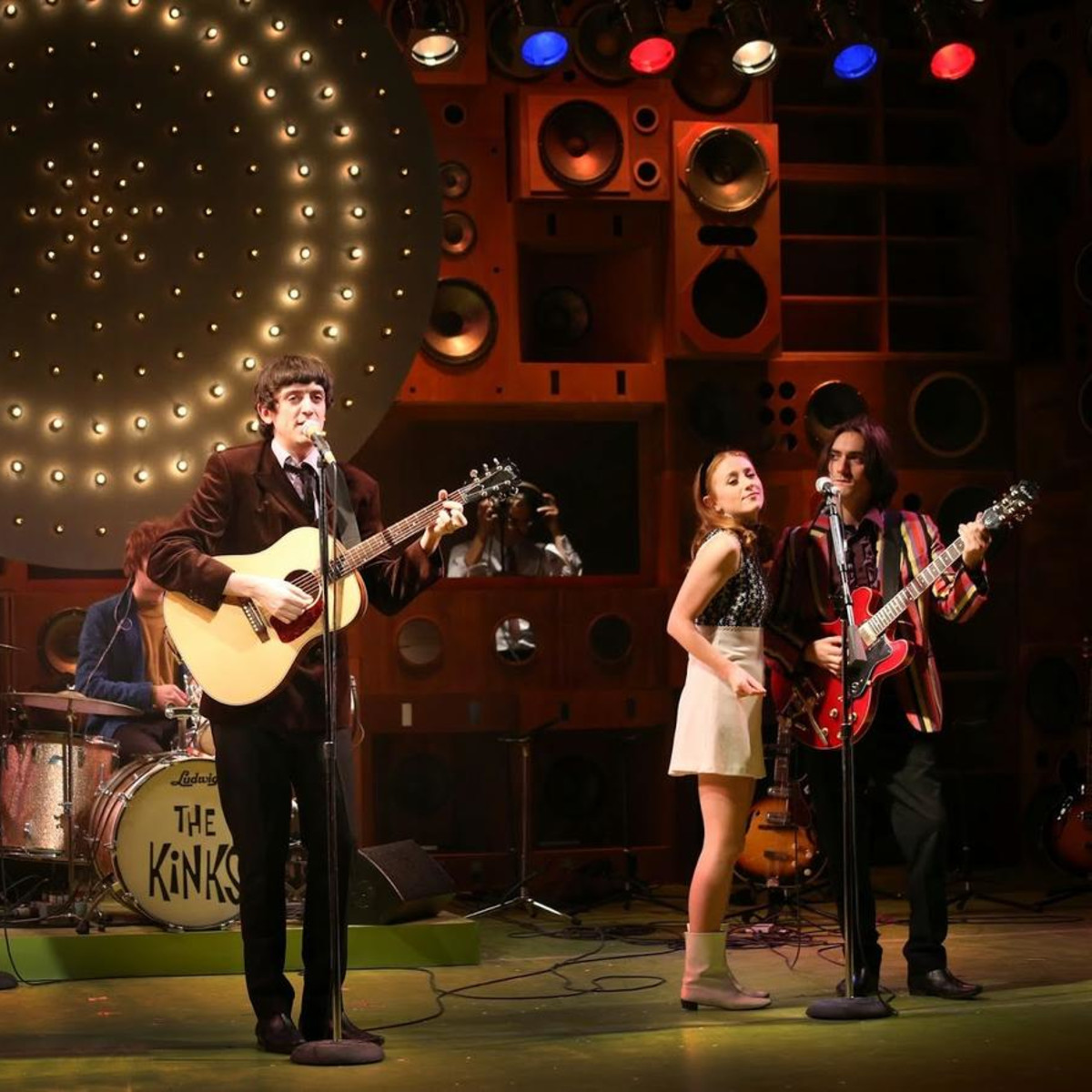 Sunny Afternoon Kinks musical London