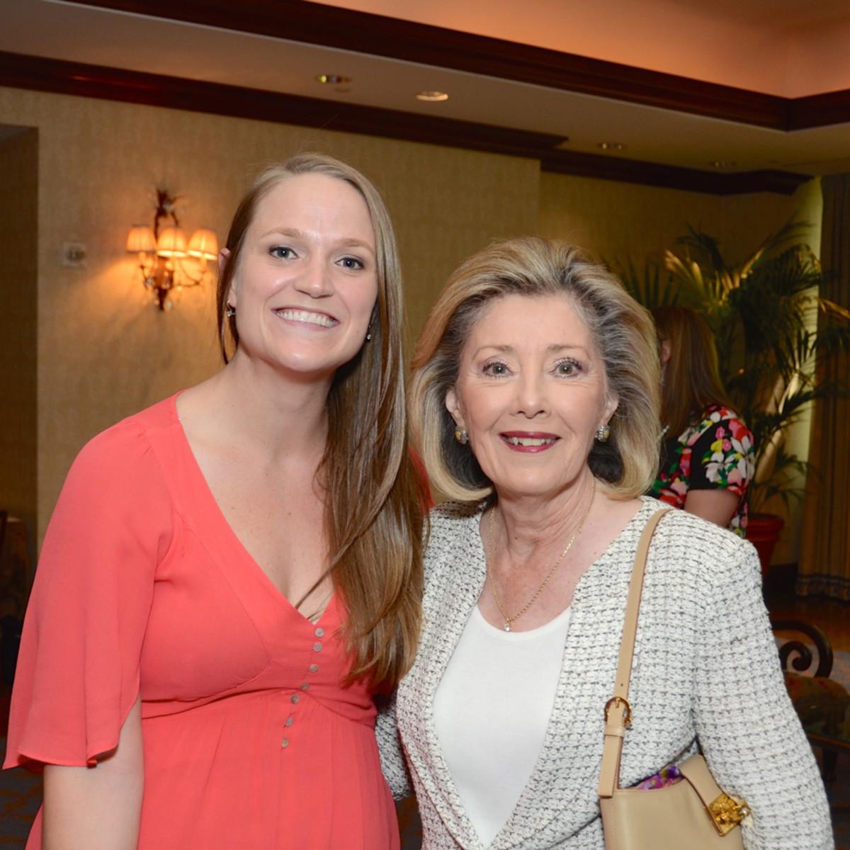 Women's Home Luncheon 2015 Bryson Blair, Paula Paust
