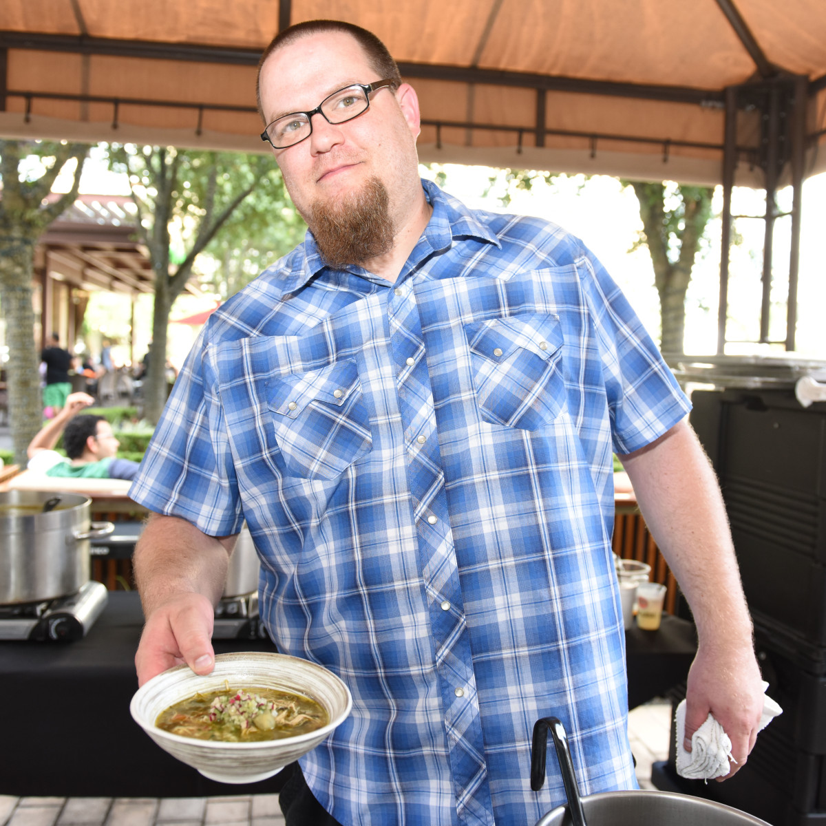 News, Shelby, Curry  Crawl , June 2015, chef Matthew Lovelace