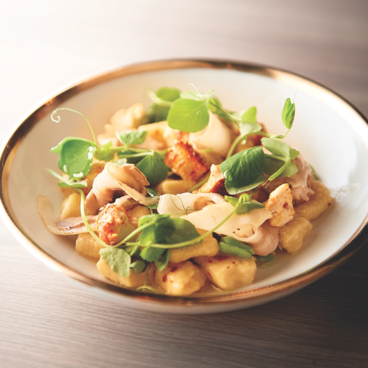 The Pass gnocchi