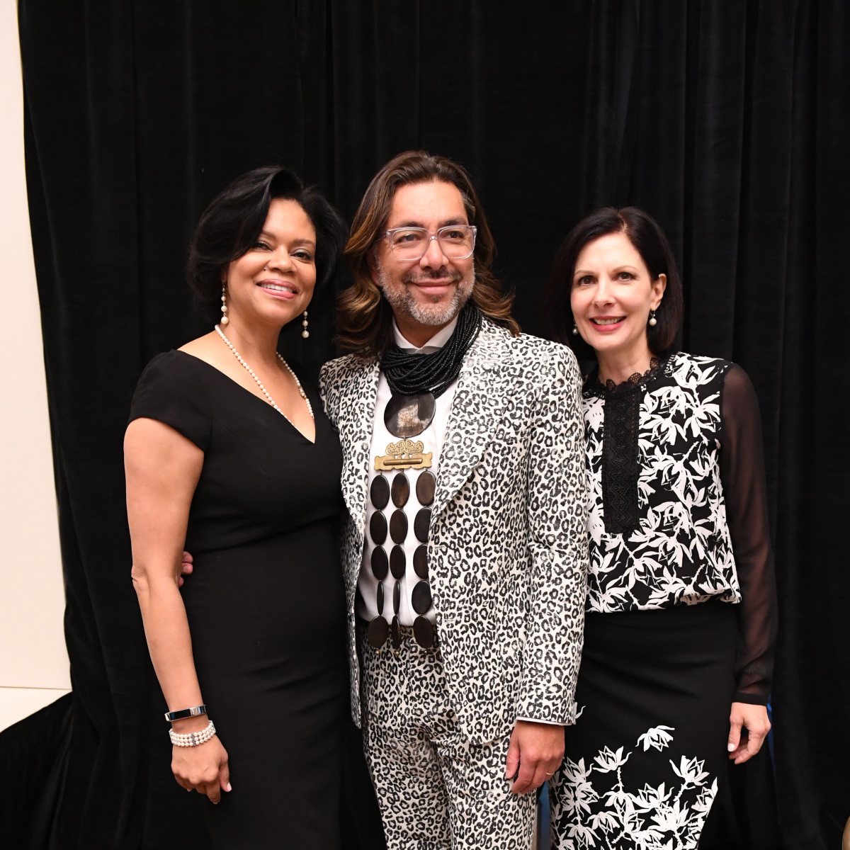 Passion for Fashion Luncheon Suzette Brimmer, Ceron, Jeanne Ruberti