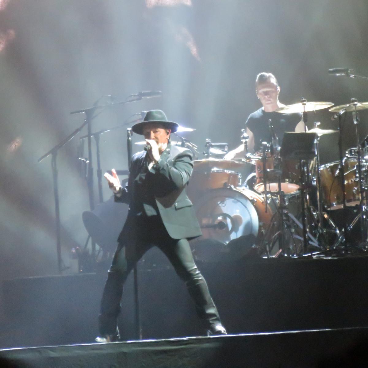 U2 concert at NRG Stadium