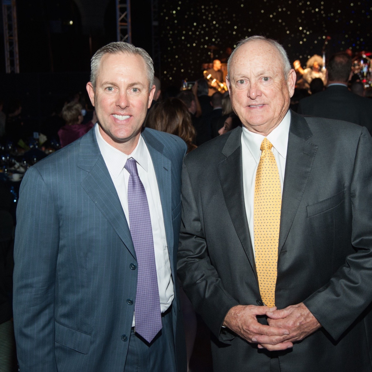 Reid Ryan Houston Astros president, Nolan Ryan