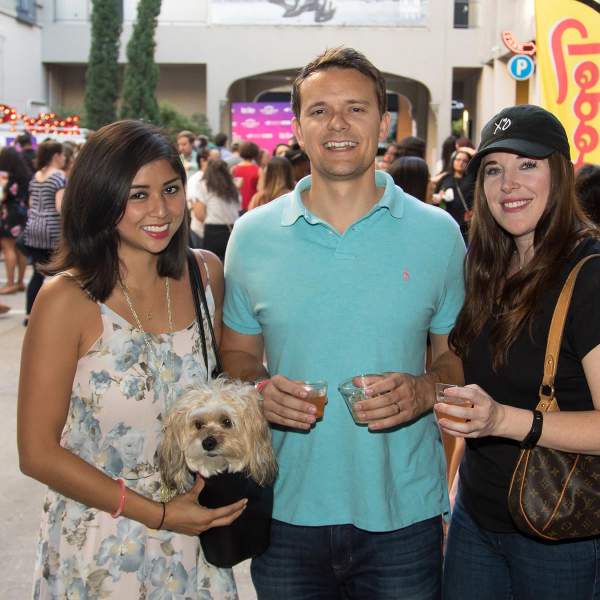 Stephanie Kaye Ramirez, TIm Kilroy, Natalie Gradick
