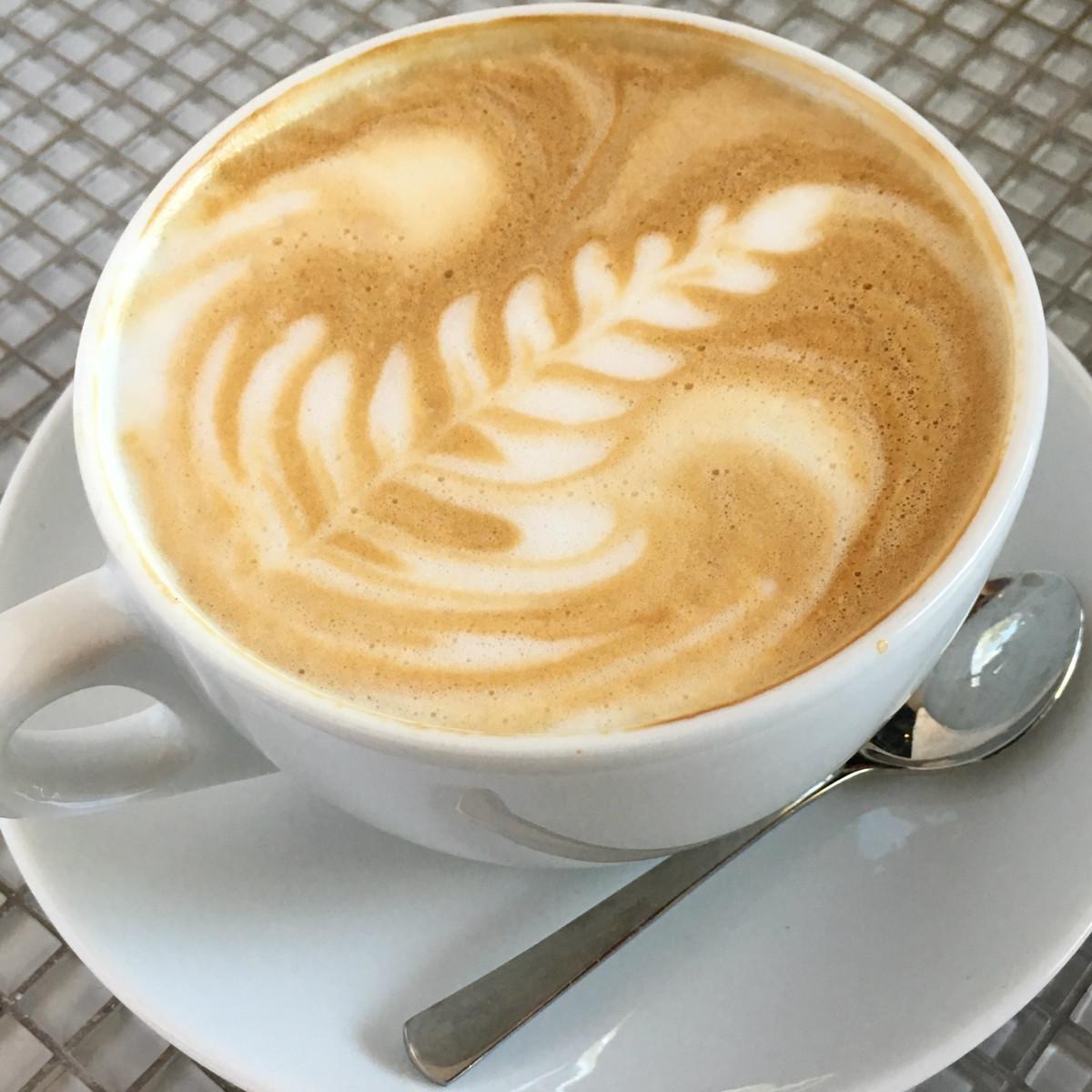 Palmieri Cafe coffee