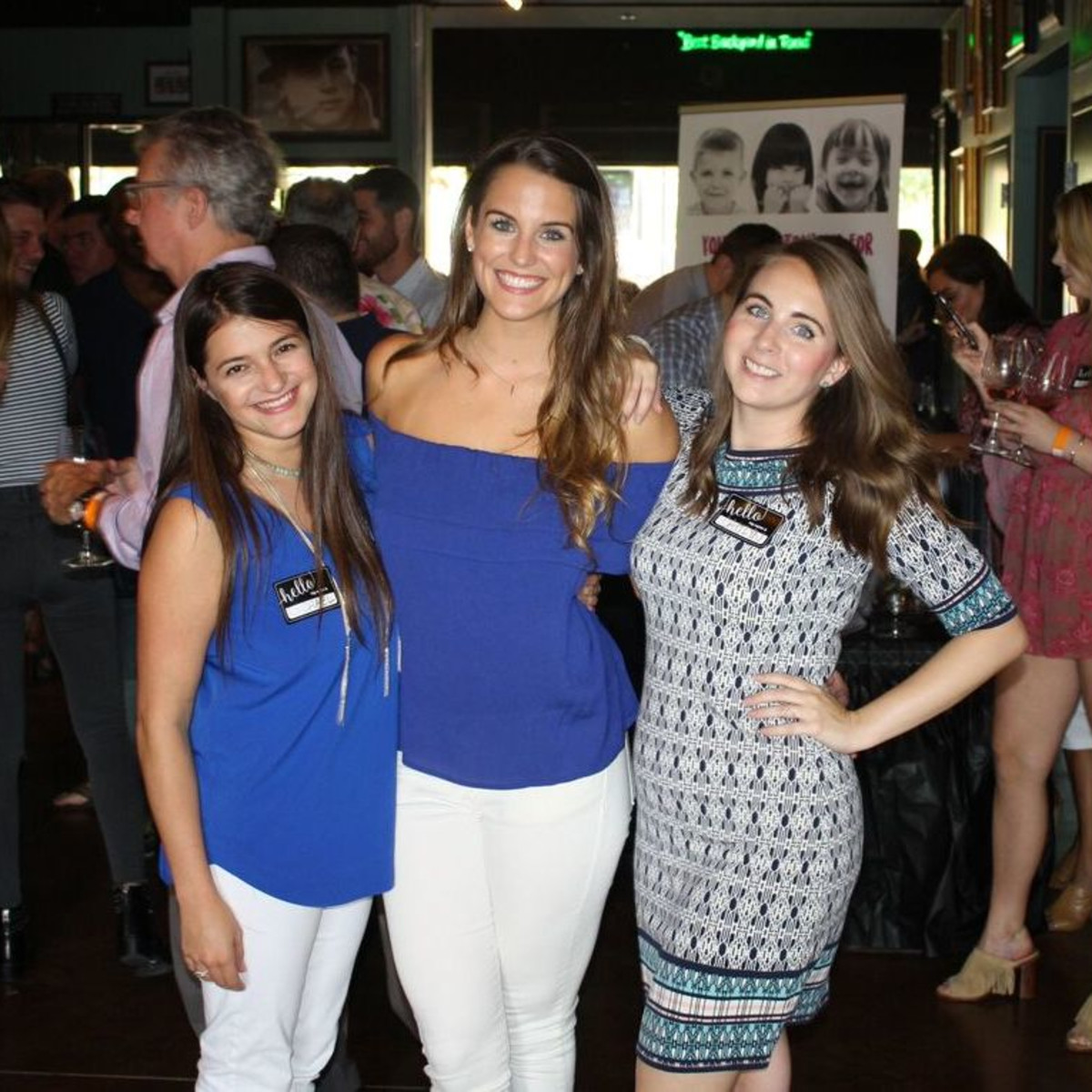 Houston, Houston Children's Charity, June 2017, Rachel Gordon, Alyx Haraway, Caitlyn Pesl