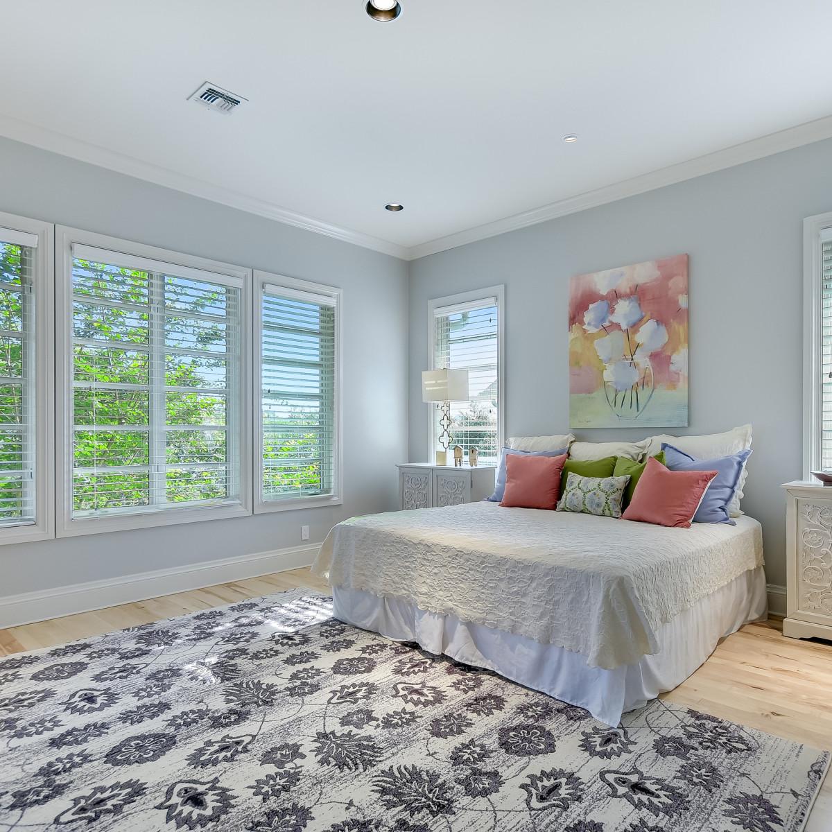 723 Elizabeth San Antonio house for sale master bedroom