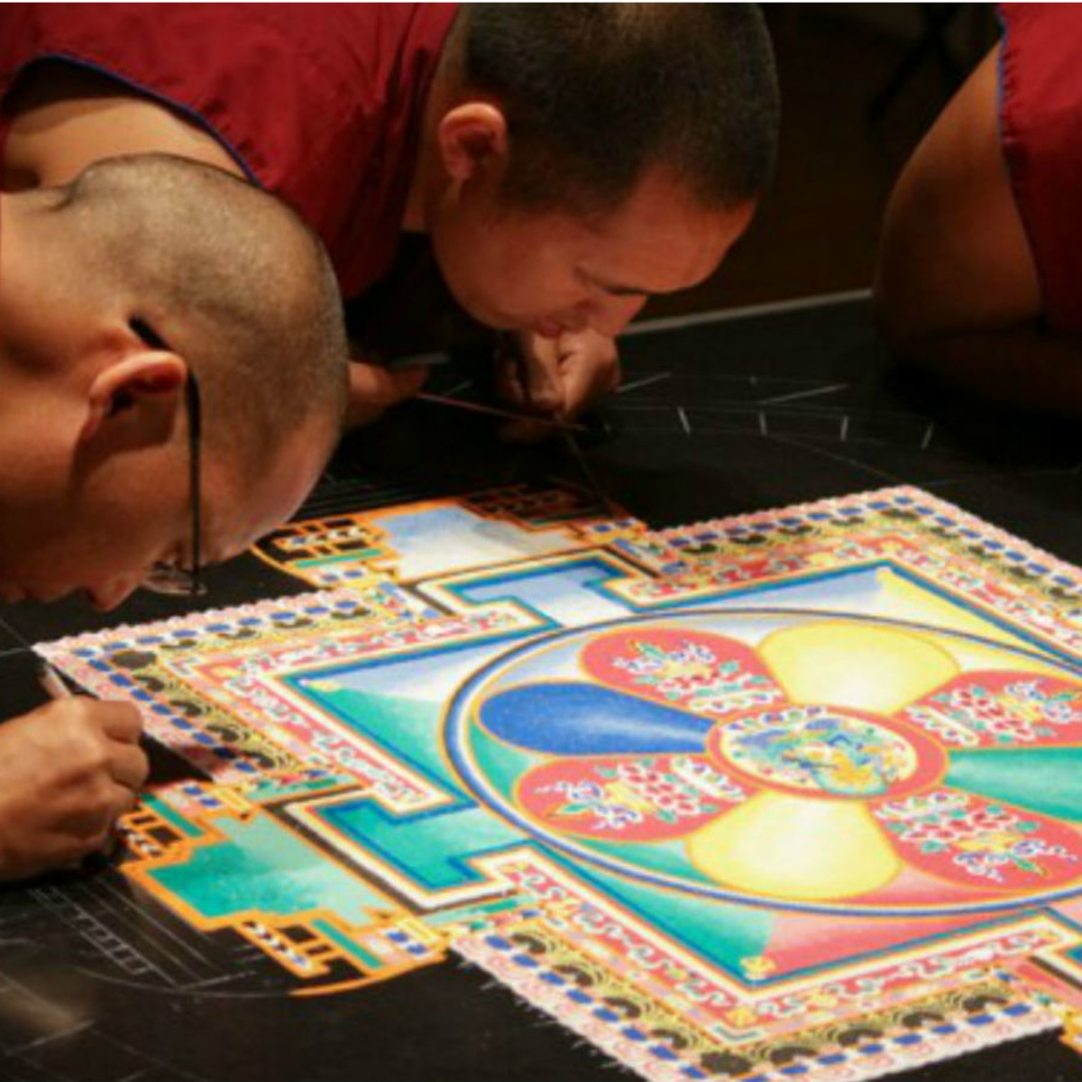 Asia Society Texas Center presents <i>The Mystical Arts of Tibet</i>