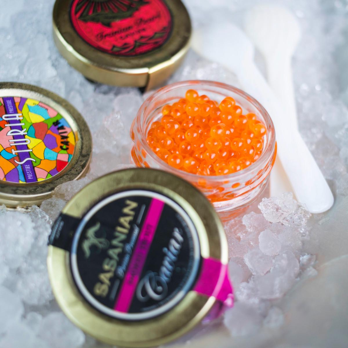 A'Bouzy caviar