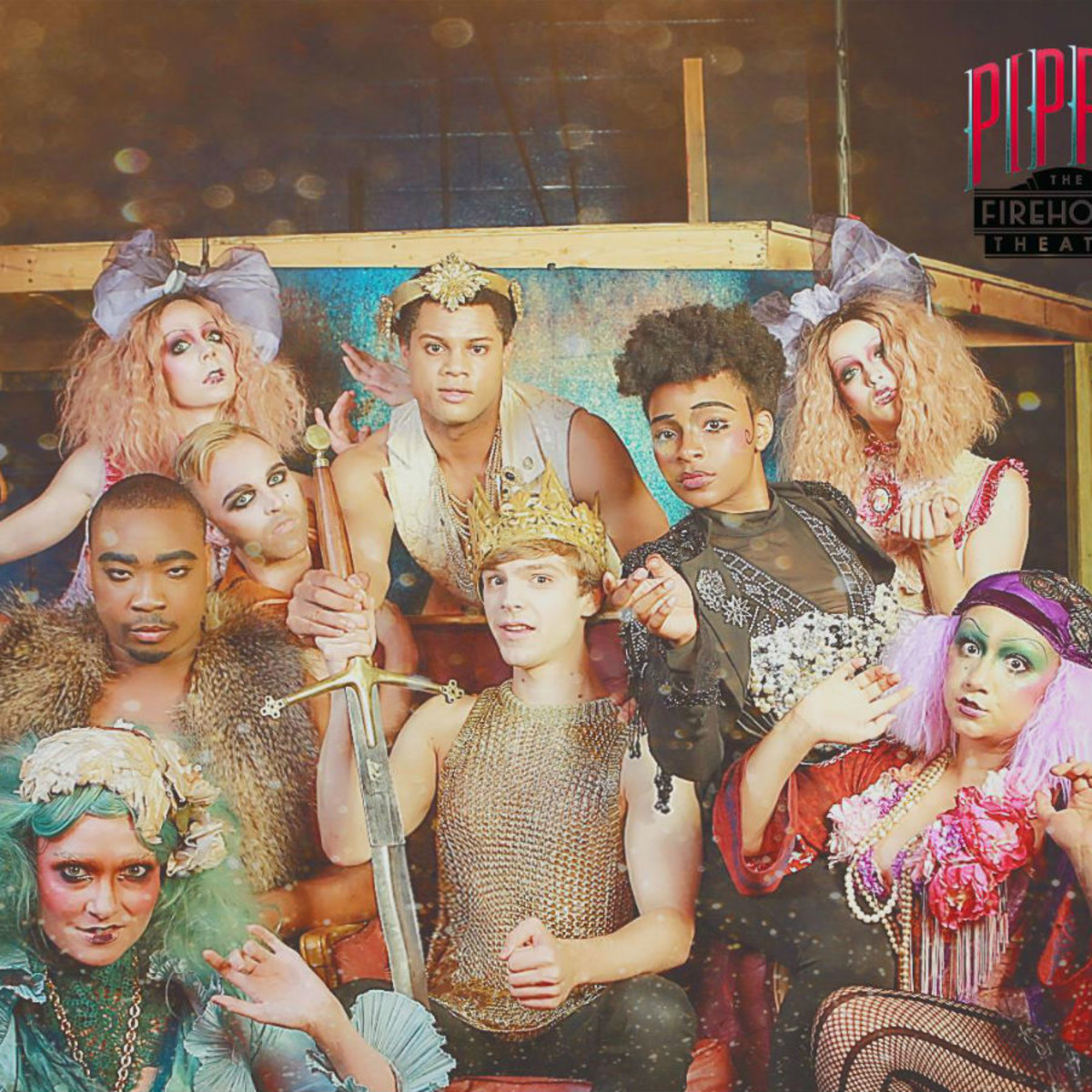 Firehouse Theatre presents Pippin