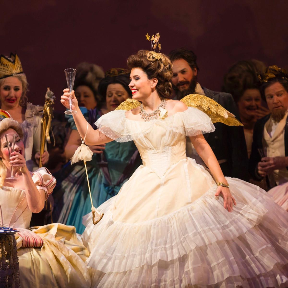 HGO: Marina Rebeka in La Traviata