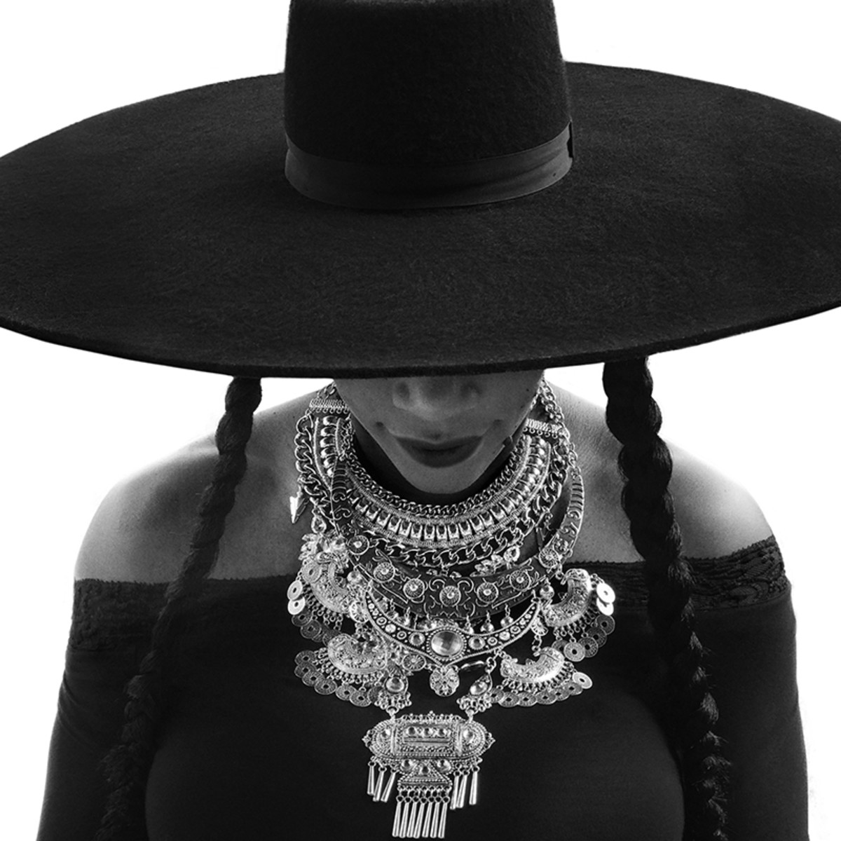 Serena Williams as Beyonce for Hurricane Relief Funds