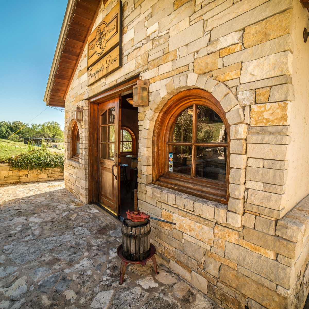 Austin house_Flat Creek Winery