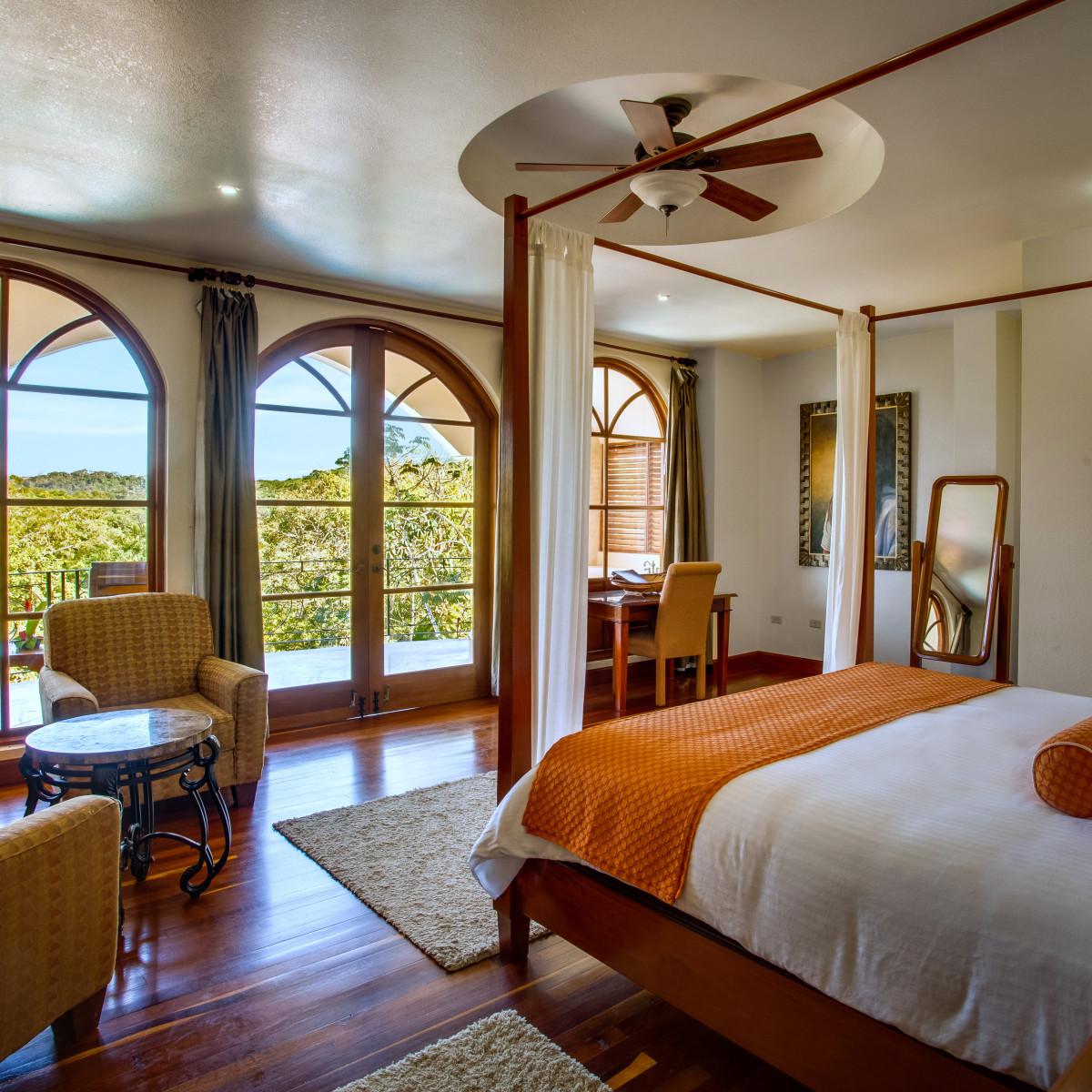 San Ignacio Resort Hotel, Belize, guest room