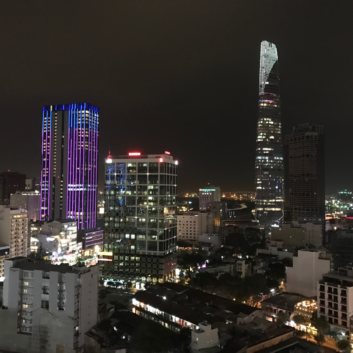 Saigon Stories: Saigon 2017