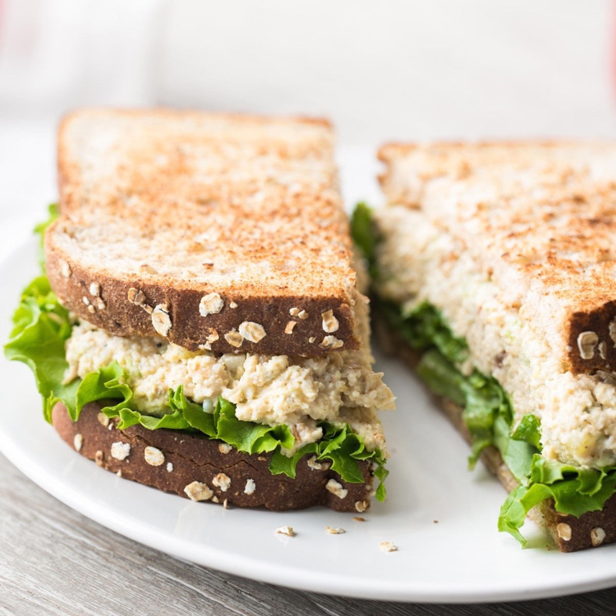 Chick-fil-A chicken salad sandwich