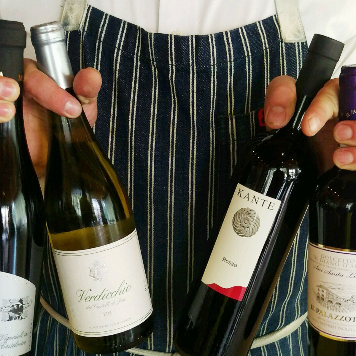 Italic presents Kermit Lynch Free Wine Tasting + Pop-Up Pairing