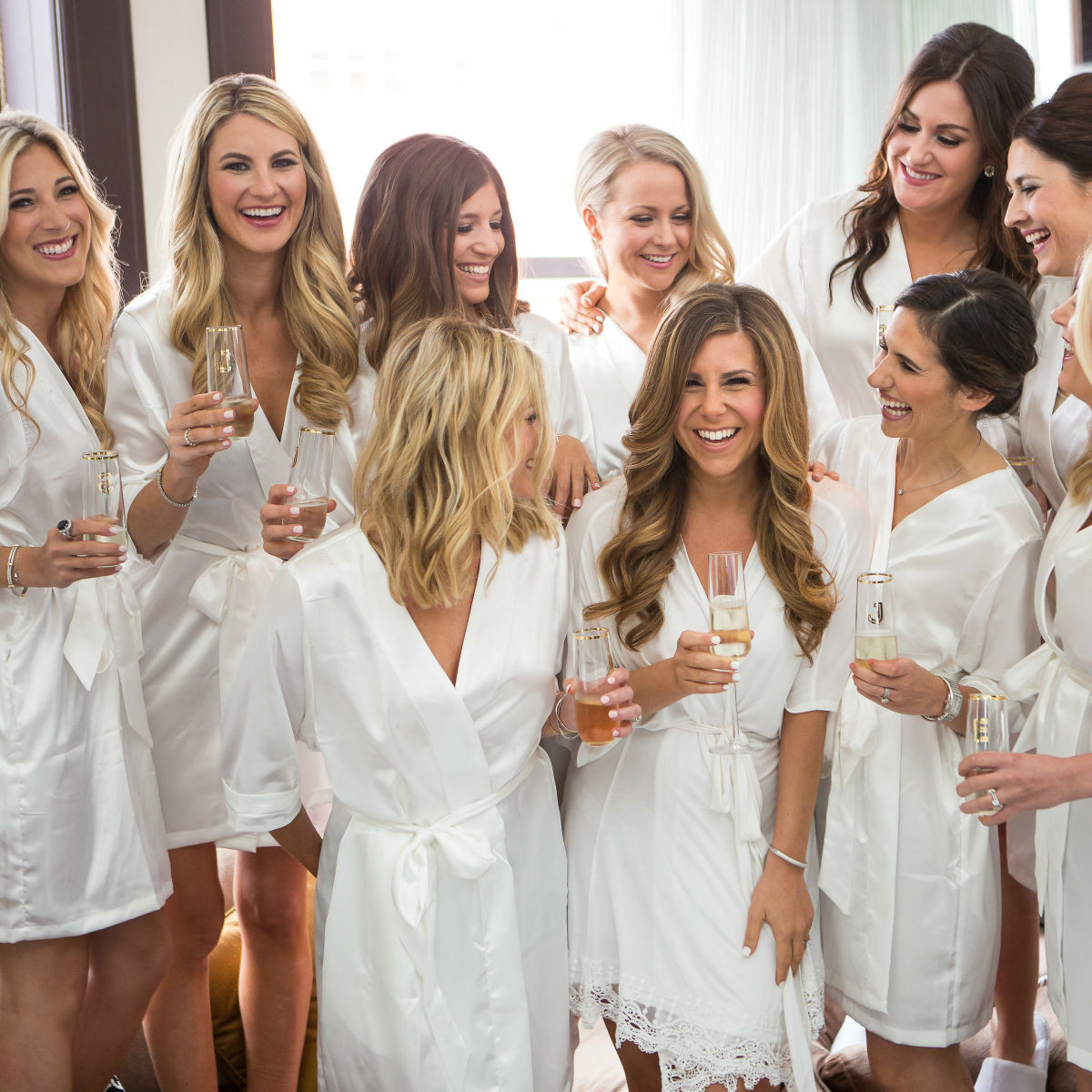 Aronson Wedding Bridesmaids