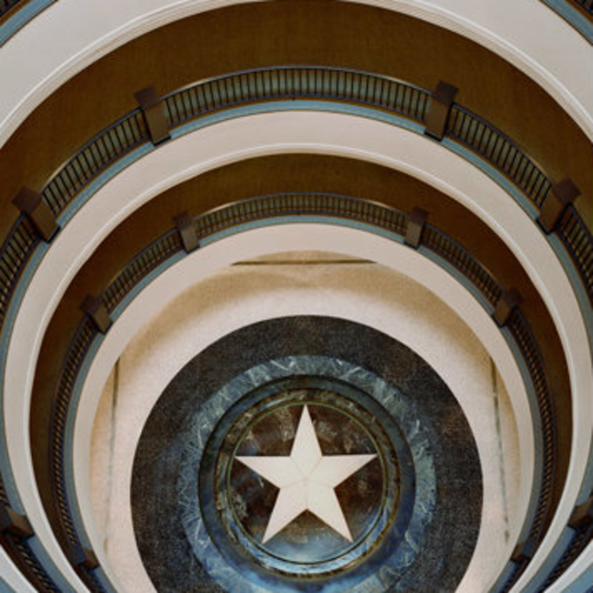 Rotunda at the Decorative Center Houston