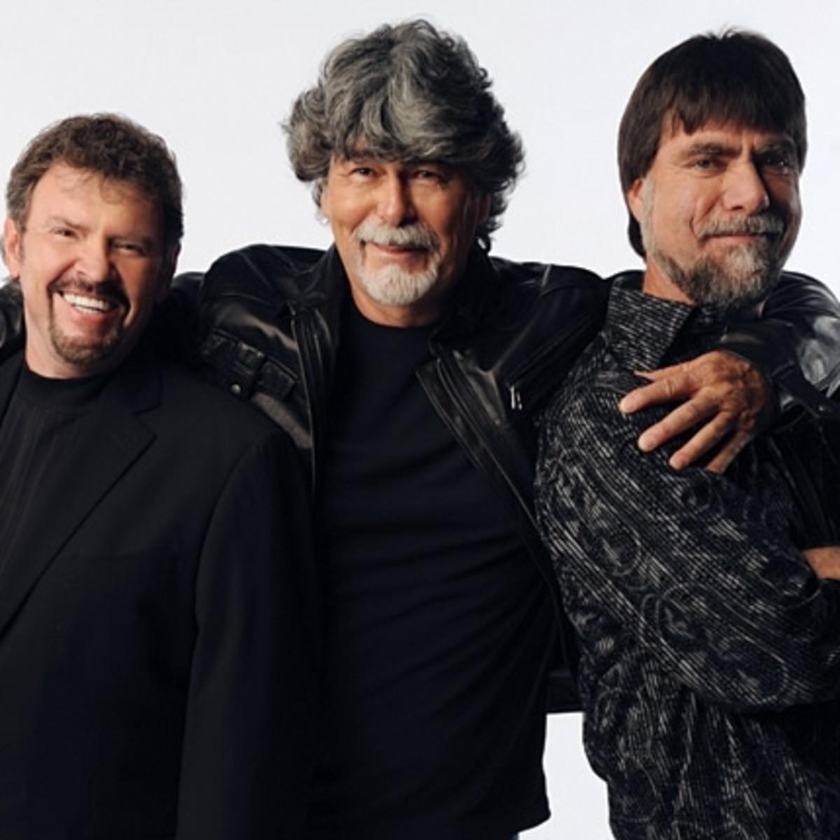 Houston, Alabama country band, October 2017