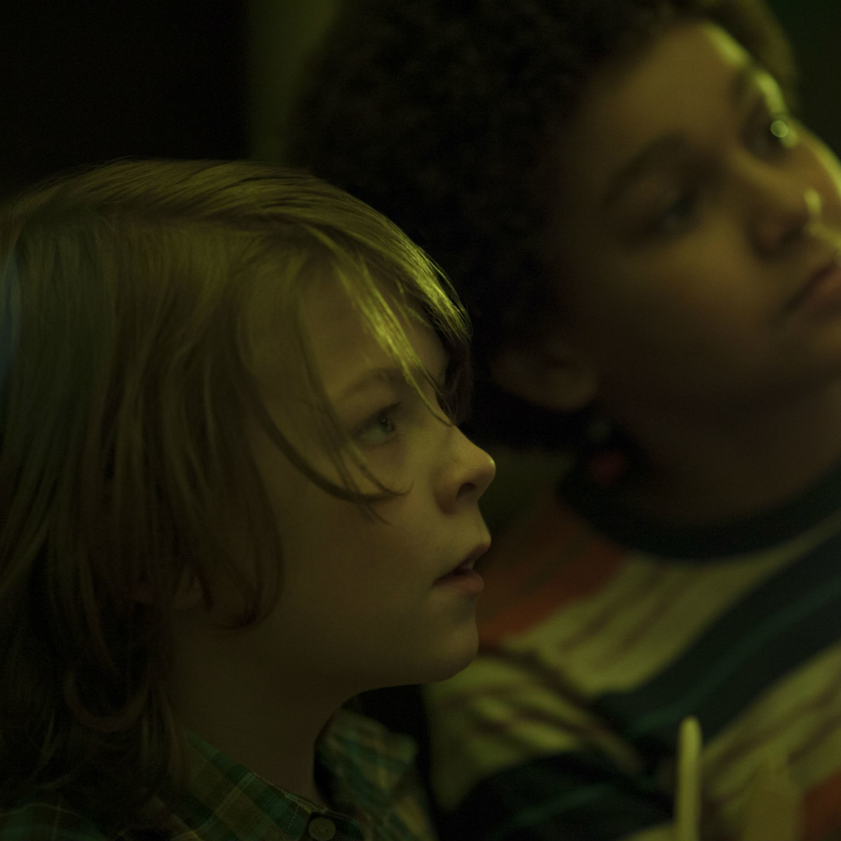 Oakes Fegley and Jaden Michael in Wonderstruck