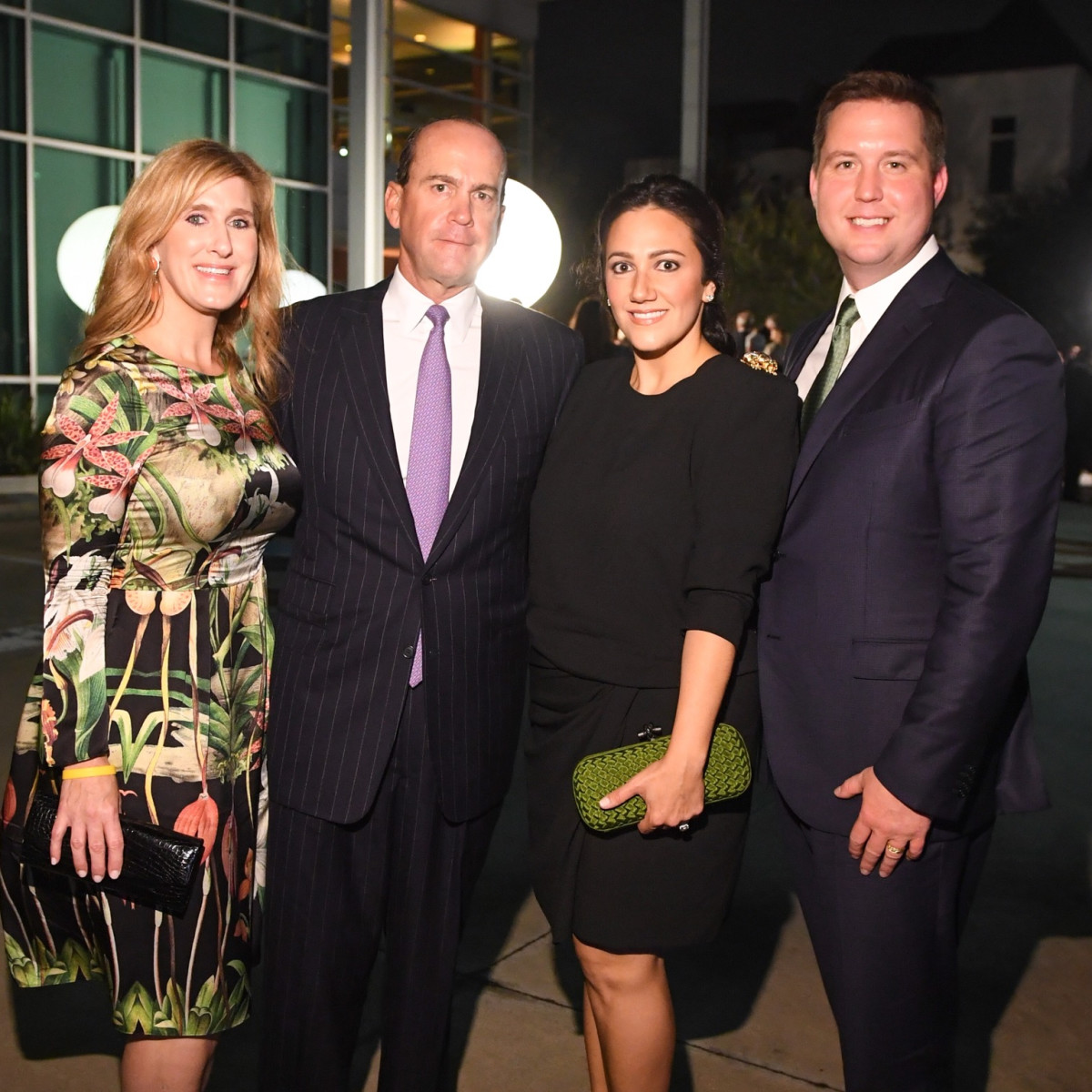 Dress for Success Cuisine for a Cause Lindsay Holstead, Rand Holstead, Kelli Kickerillo, Todd Forester