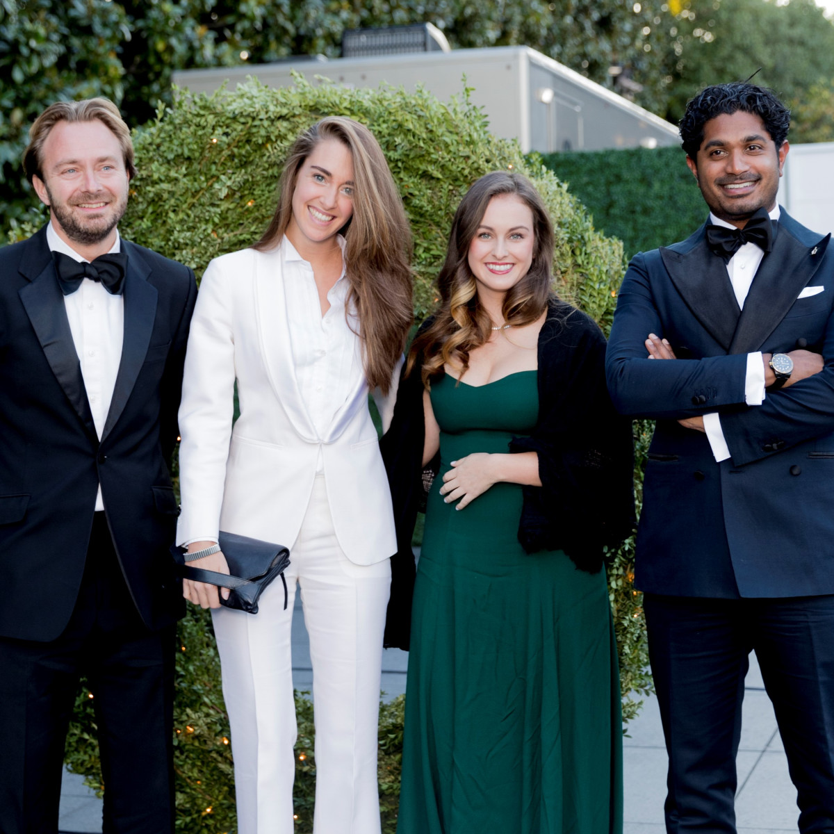 Jorg Grimm, Kirsten Zwignenburg, Elizabeth Lancaster, Nish de Gruiter