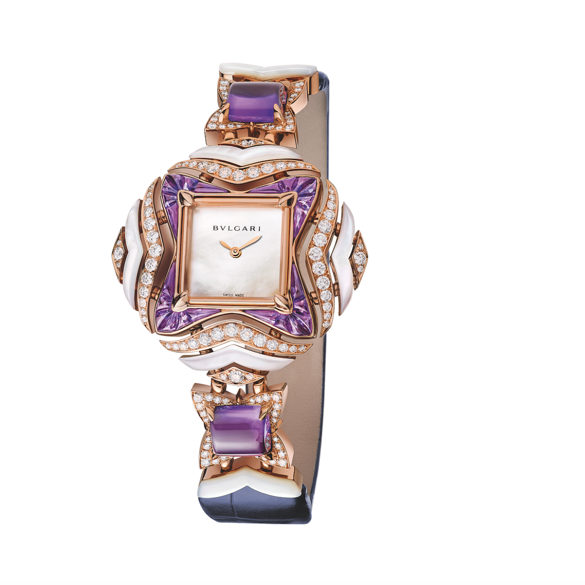 Bulgari Color of Time watch at Zadok