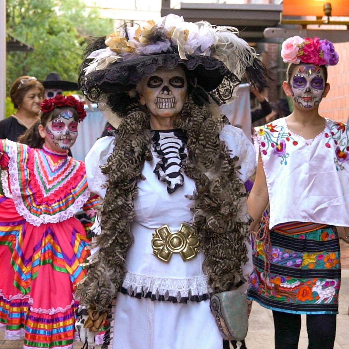 Dia de los Muertos San Antonio the Pearl